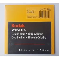 CC 40C Wratten Filter