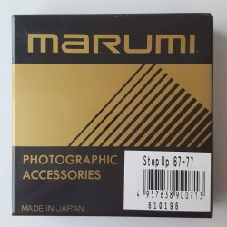 Marumi 67mm to 77mm Lens...