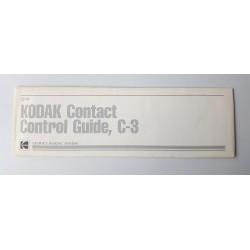Q-94 Contact Ctrl Strip...