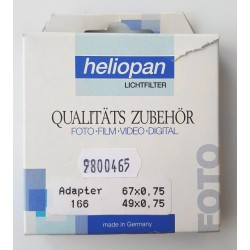 Heliopan Adapter Ring 67/49E
